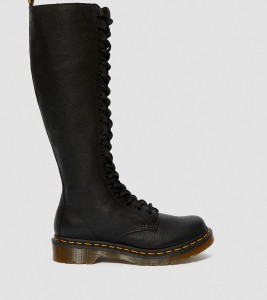 Ботинки Dr. Martens 1B60 VIRGINIA LEATHER KNEE HIGH BOOTS