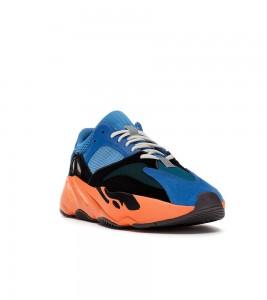 Кроссовки adidas Yeezy Boost 700 Bright Blue - Фото №2