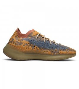 Кроссовки adidas Yeezy Boost 380 Blue Oat - Фото №2