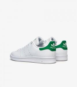 Кроссовки Adidas Stan Smith J - Фото №2