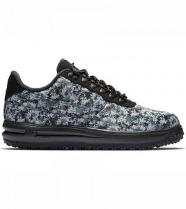 Кроссовки Nike Lunar Force 1 Duckboot Low Textile Grey