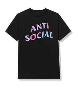 Футболка Anti Social Social Club Gemini Black