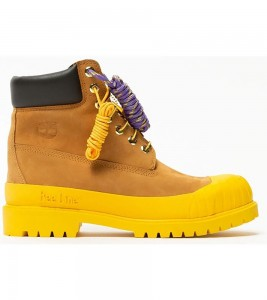"Ботинки Timberland 6"" BBC Bee Line Wheat Yellow"