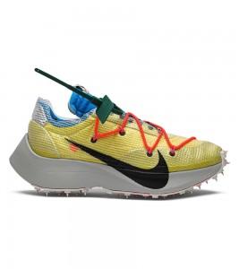Кроссовки Off-White x Nike Wmns Vapor Street Tour Yellow