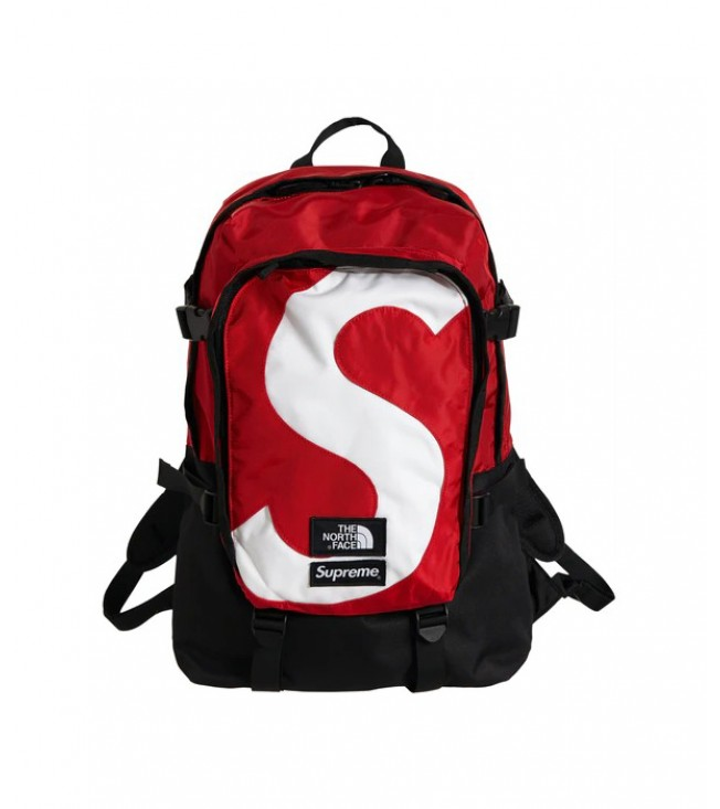 Рюкзак Supreme х The North Face S Logo Expedition Backpack Red