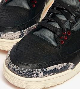 Кроссовки Air Jordan 3 Retro SE Animal Instinct 2.0 - Фото №2