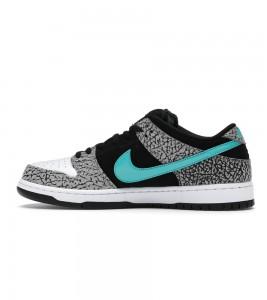 Кроссовки Nike SB Dunk Low atmos Elephant - Фото №2