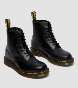 Ботинки Dr. Martens 1460 SMOOTH LEATHER LACE UP BOOTS