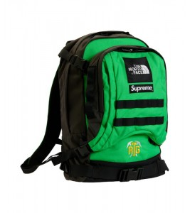Рюкзак Supreme х The North Face RTG Backpack Bright Green