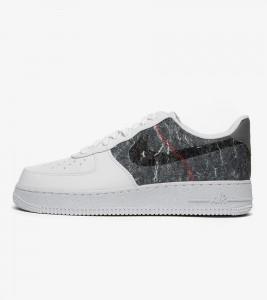 Кроссовки Nike Air Force 1 Iridescent Pixel Swoosh