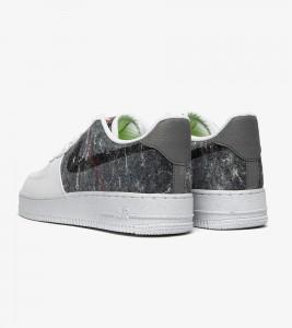 Кроссовки Nike Air Force 1 Iridescent Pixel Swoosh - Фото №2