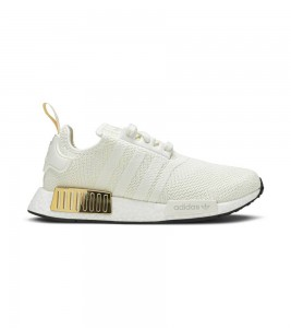 Кроссовки adidas Wmns NMD_R1 'Off White Gold'