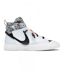 Кроссовки Nike Blazer Mid READYMADE White