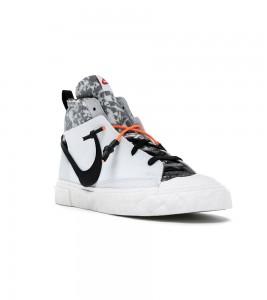 Кроссовки Nike Blazer Mid READYMADE White - Фото №2
