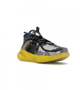 Кроссовки Nike Flow 2020 ISPA Medium Olive - Фото №2