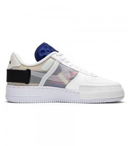 Кроссовки Nike Air Force 1 Type White - Фото №2