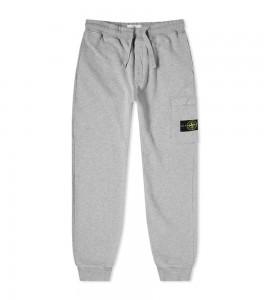 Штаны Stone Island Fleece Cotton Pants Grey