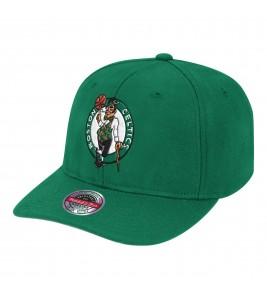 Team Ground Classic Red Snapback Boston Celtics