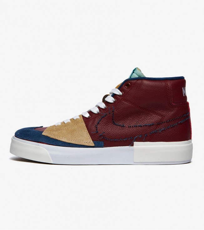 Кроссовки Nike SB Zoom Blazer Mid Edge Low