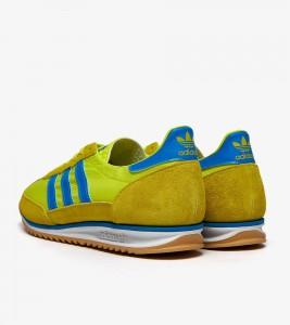 Кроссовки Adidas SL 72 - Фото №2