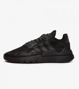 Кроссовки adidas Nite Jogger 'Triple Black'