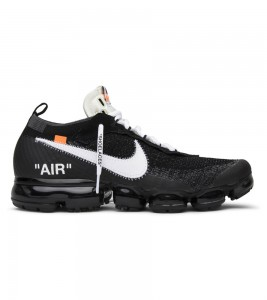 Кроссовки Off-White x Nike Air VaporMax The Ten
