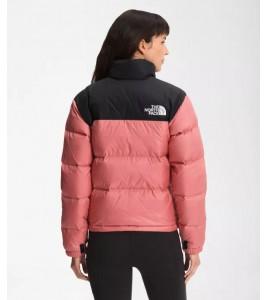 Куртка The North Face 1996 Retro Nuptse Faded Rose WMNS - Фото №2