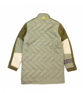 Куртка Adidas * KITH Rays Soccer Primaloft Khaki - Фото №2