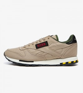 Кроссовки Reebok Classic Leather Ghostbusters
