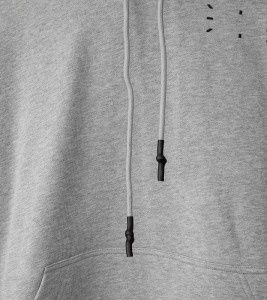 Худи MCQ Jack Branded Relaxed  - Фото №2