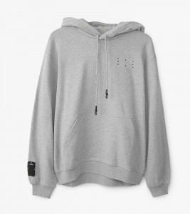 Худи MCQ Jack Branded Relaxed