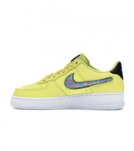 Кроссовки Nike Air Force 1 Low Yellow - Фото №2