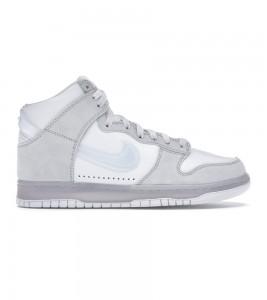 Кроссовки Nike Dunk High Slam Jam White Pure Platinum