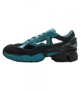 Кроссовки adidas by Raf Simons Replicant Ozweego Black Colonial Blue