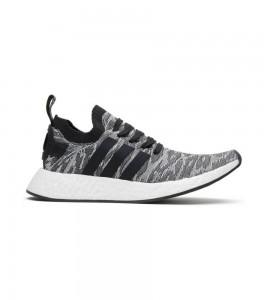 Кроссовки adidas NMD_R2 Primeknit 'Core Black'