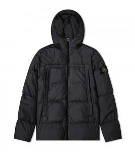 Куртка Stone Island Crinkle Reps Jacket Black