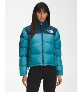 Куртка The North Face 1996 Retro Nuptse Monterey Blue WMNS