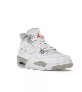 Кроссовки Jordan 4 Retro White Oreo (2021) (GS) - Фото №2