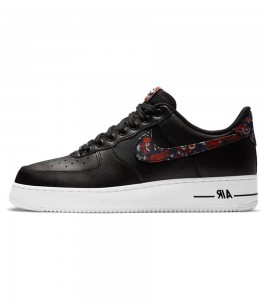Кроссовки Nike Air Force 1 Low Black Floral