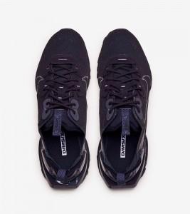 Кроссовки Nike React Vision Black Anthracite - Фото №2