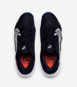 Кроссовки Nike Zoom Freak 2 Black - Фото №2