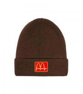 Шапка Travis Scott x McDonald's Cj Arches Brown