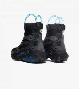 Ботинки Undercover x Nike React Boot Black - Фото №2