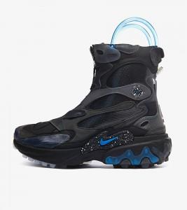 Ботинки Undercover x Nike React Boot Black