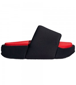 Кроссовки Y-3 Slide 'Black Red'