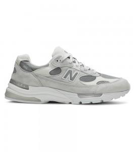 Кроссовки New Balance 992 White Silver
