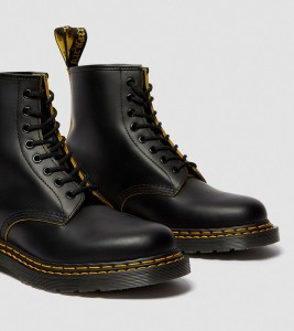 Ботинки Dr. Martens 1460 DOUBLE STITCH LEATHER LACE UP BOOTS - Фото №2