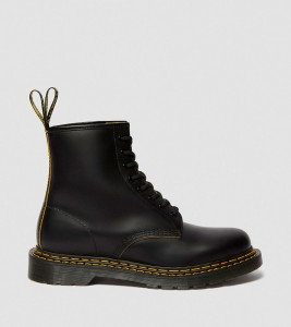 Ботинки Dr. Martens 1460 DOUBLE STITCH LEATHER LACE UP BOOTS