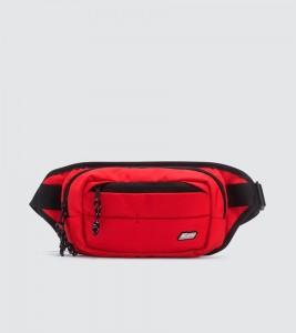 Поясная сумка MSGM Logo Red
