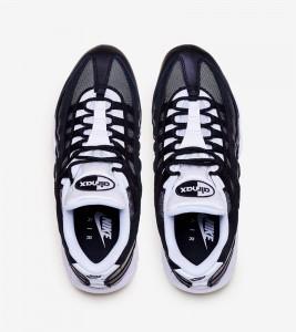 Кроссовки Nike Air Max 95 Essentials Yin Yang Black - Фото №2